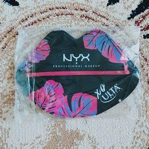 nyx cosmetics makeup bag 💓